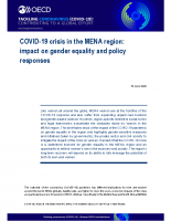 EN: 05_OECD. COVID-19 crisis in the MENA region impact on gender equality and policy responses