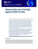 EN: 06_OECD. Women at the core of the fight against COVID-19 crisis
